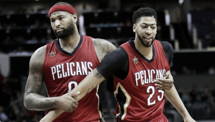 NBA - New Orleans Pelicans, è il tempo delle Twin Towers