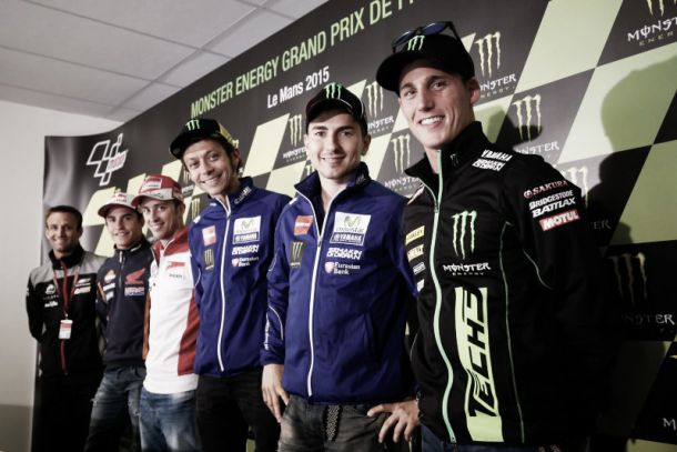 Il GP di Le Mans si apre con la conferenza stampa: le dichiarazioni dei protagonisti