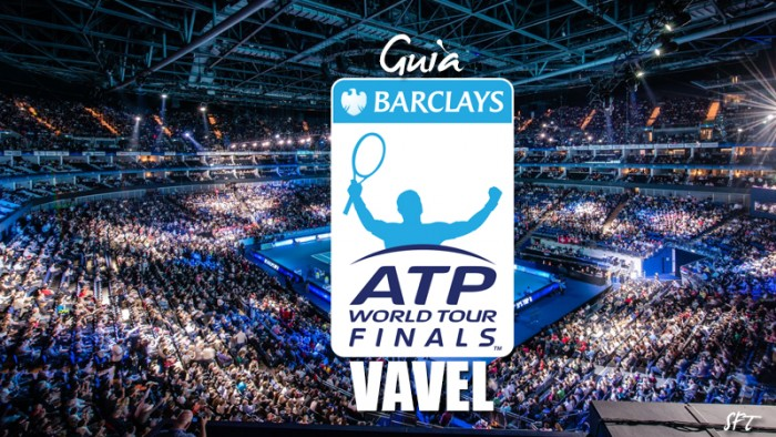 Guia VAVEL ATP World Tour Finals 2016