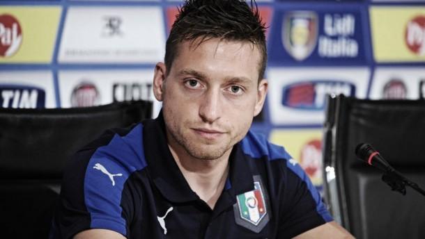 """Italia, parla Giaccherini: """"Voglio conquistarmi un posto per l'Europeo"""""""