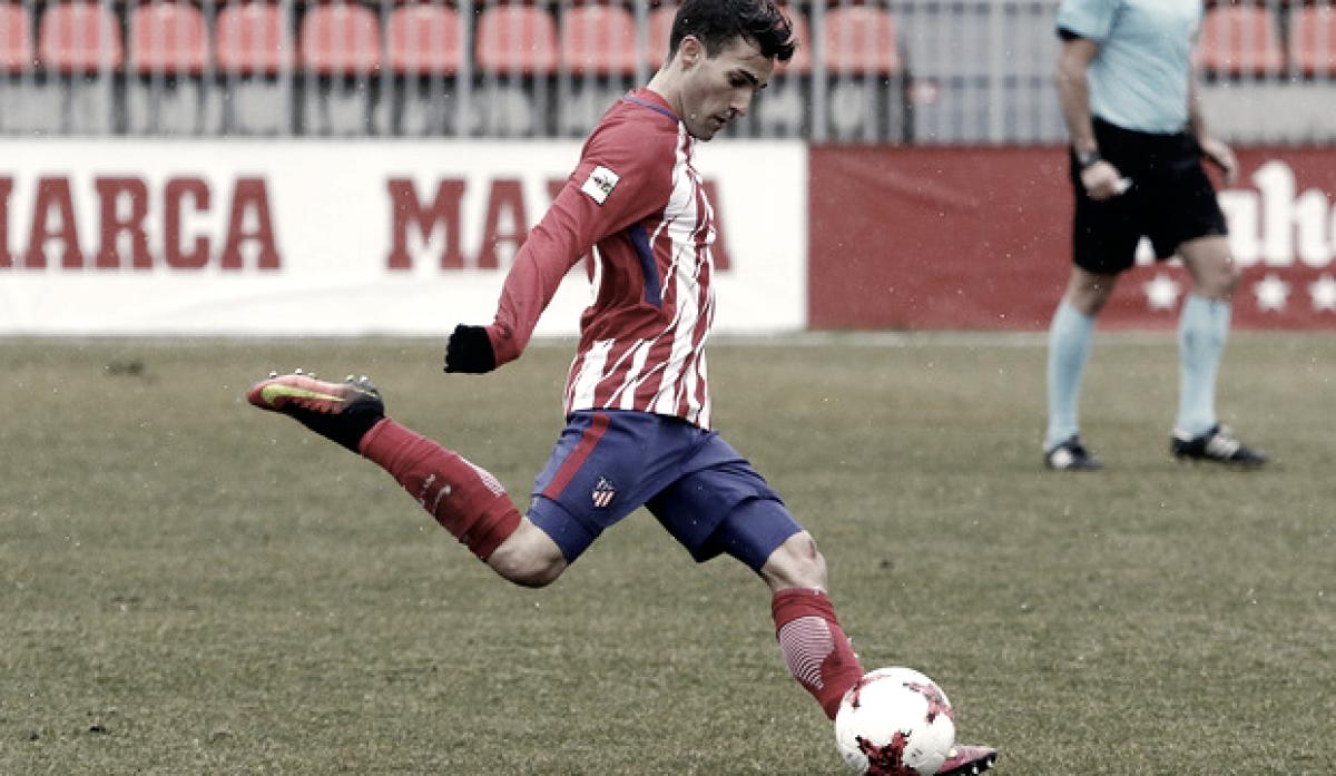 Los play-offs cada vez más lejos para el Atlético B