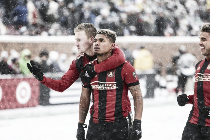 Resultado de imagen para josef martinez atlanta united
