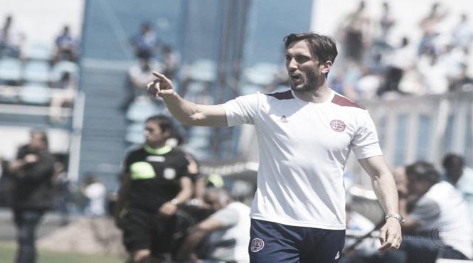 """Luis Zubeldía: """"Nuestra prioridad era el equilibrio defensivo"""""""