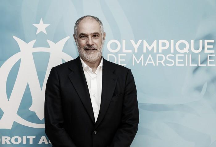 Olympique de Marseille anunciaAndoni Zubizarreta como novo diretor esportivo