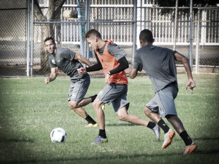 """El Zulia FC se prepara para el """"Derby del Lago"""""""