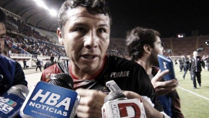 "Ysrael Zúñiga: ""La Copa Libertadores es de otro nivel"""