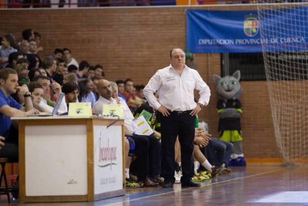 Zupo Equisoain analiza la situación de su equipo para esta temporada