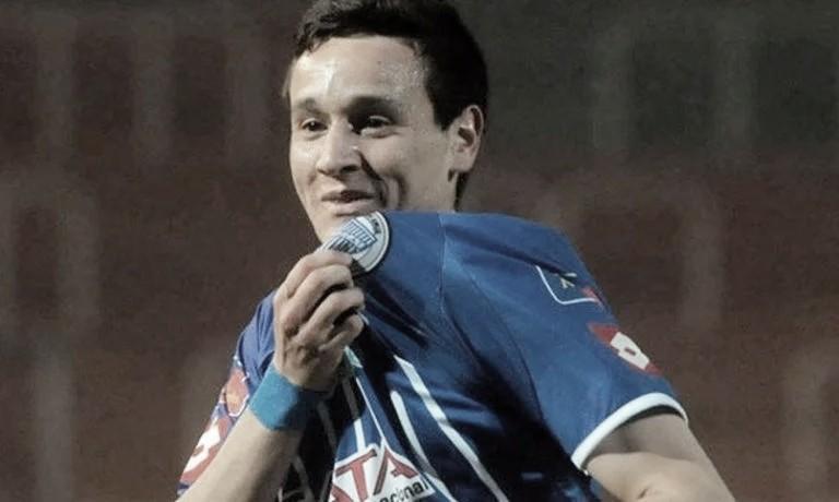 Godoy Cruz busca repatriar a Zuqui