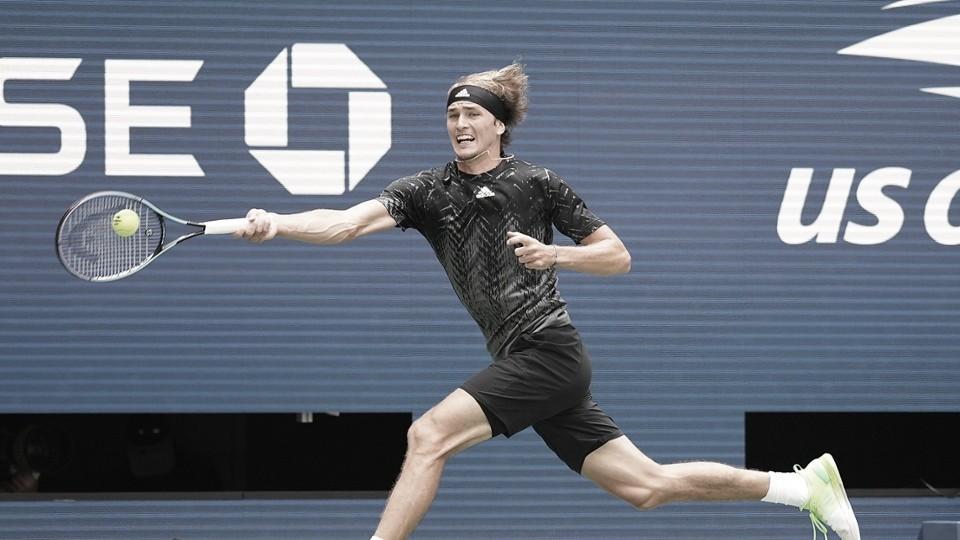 Zverev domina Querrey, vence 12ª consecutiva e avança no US Open
