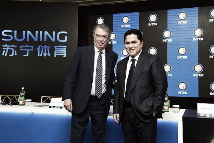 Ex-presidente da Internazionale, Massimo Moratti aprova chegada de grupo chinês ao clube