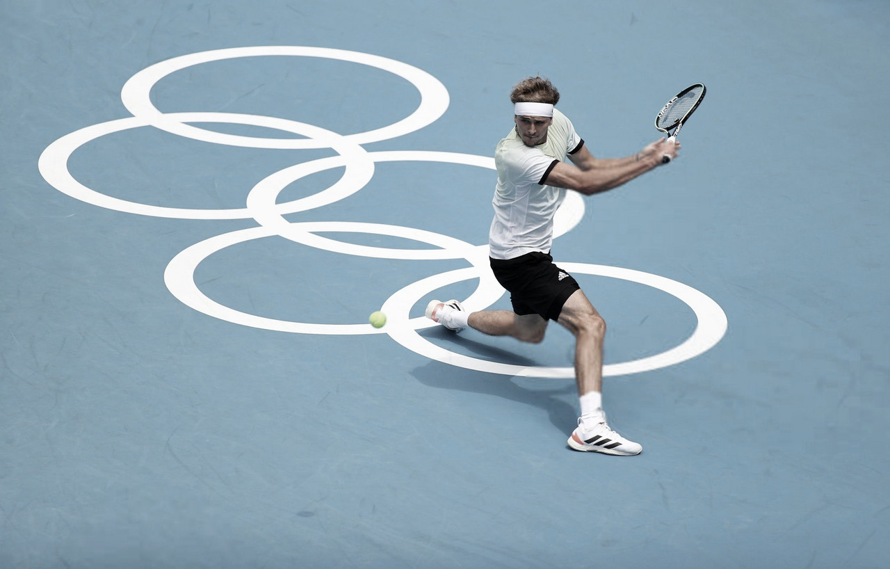 Zverev bate Galan com tranquilidade e avança nas Olimpíadas