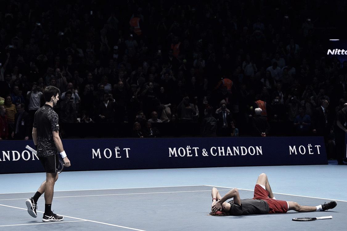 Zverev se corona en las ATP Finals