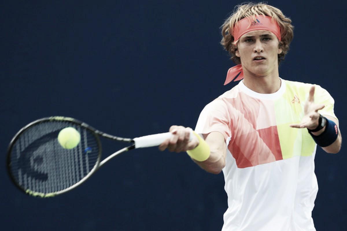 Tenis: Alexander Zverev alcanza su quinta final del año en Washington