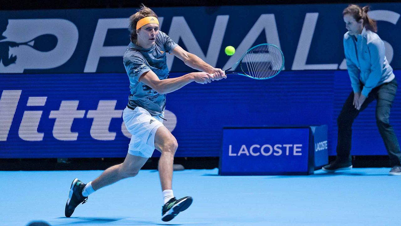 "Nitto ATP Finals: Alexander Zverev ""looking forward"" to crucial match against Daniil Medvedev in quest to maintain his title defense"