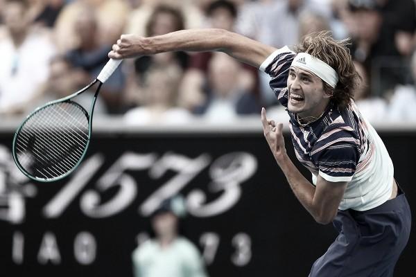 Zverev acaba com invencibilidade de Rublev e avança às quartas de final no Australian Open