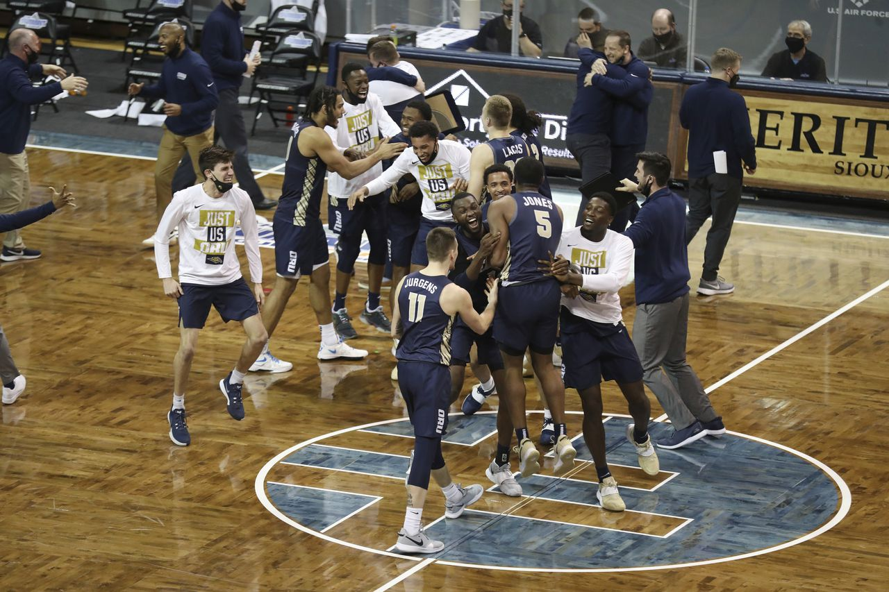 Summit League championship game: Oral Roberts seals NCAA bid after holding off late North Dakota State rally