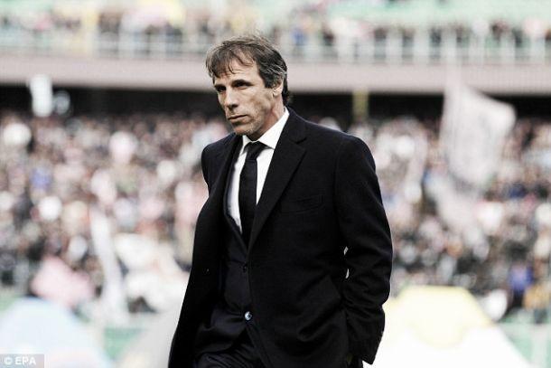Gianfranco Zola è il nuovo allenatore dell'Al Arabi