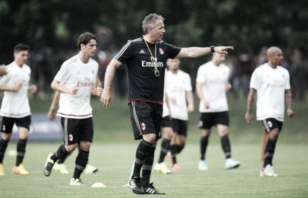"Milan, Mihajlovic: ""Siamo già da Champions"""