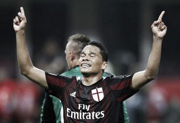 """Carlos Bacca dopo la vittoria: """"Felice per il gol. Il Derby? Per me sarà come una finale"""""""