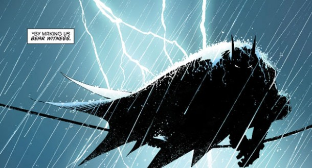 Comic Book Wednesday: Batman Zero Year