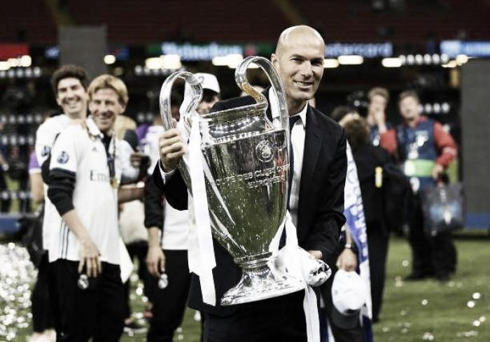 Real Madrid, Zidane pronto a rinnovare fino al 2020