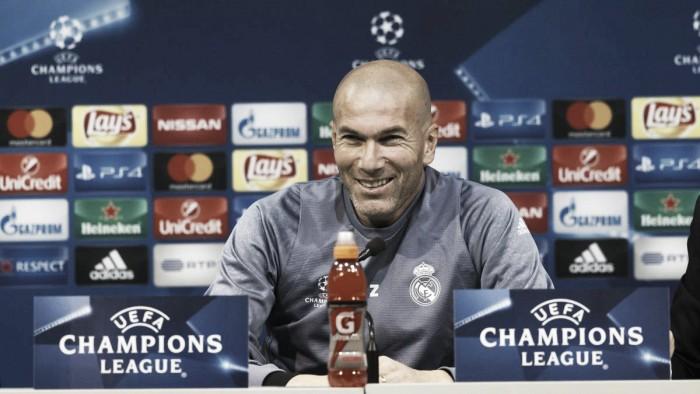 """Champions League, Zidane: """"Ci sarà da soffrire. Cauti con Bale"""""""
