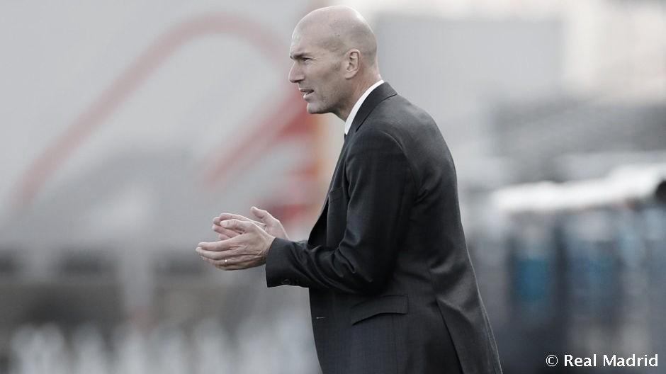 """Zidane: """"No puedo explicar todas estas lesiones"""""""
