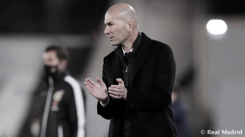 """Zidane: """"Merecimos mucho más"""""""