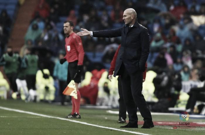 "Copa del Rey, Zidane: ""Non immagino un Real senza Ronaldo"""