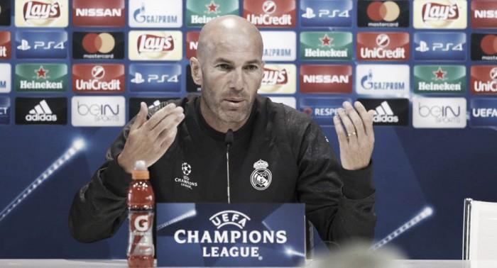 """Champions League, Zidane: """"Duodecima? Sarà difficile riconfermarsi"""""""