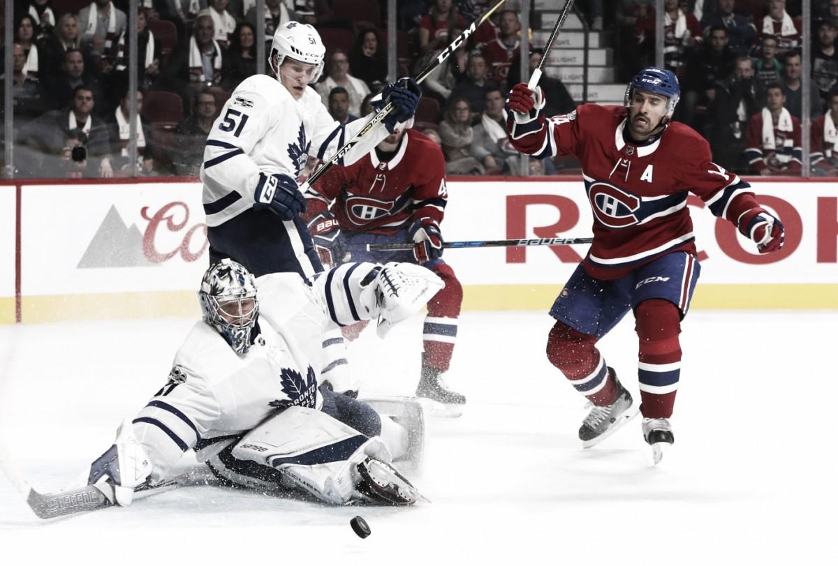 Plekanec se marcha a los Maple Leafs
