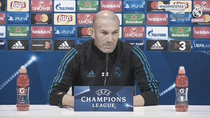 """Champions League, Zidane: """"Contro il Tottenham una finale per il primo posto nel girone"""""""