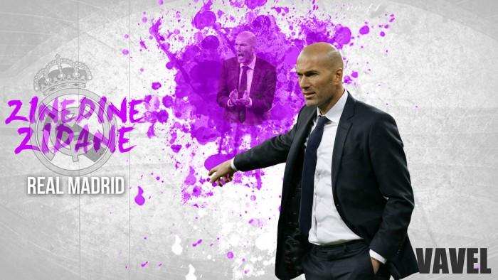 Real Madrid 2015/16: Zinedine Zidane, el elegido