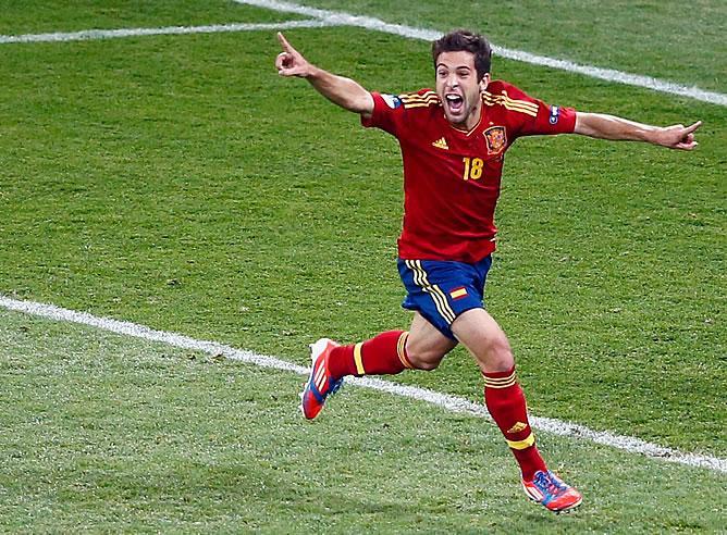 Jordi Alba es la principal novedad en la lista para los Juegos