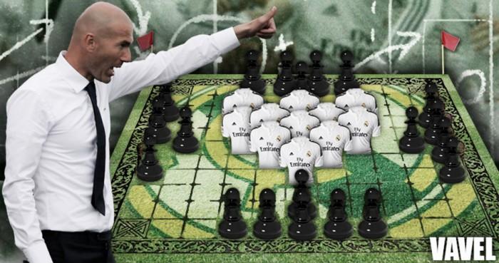 El Tablero Real: el 4-2-3-1 frente a frente en momentos anímicos opuestos