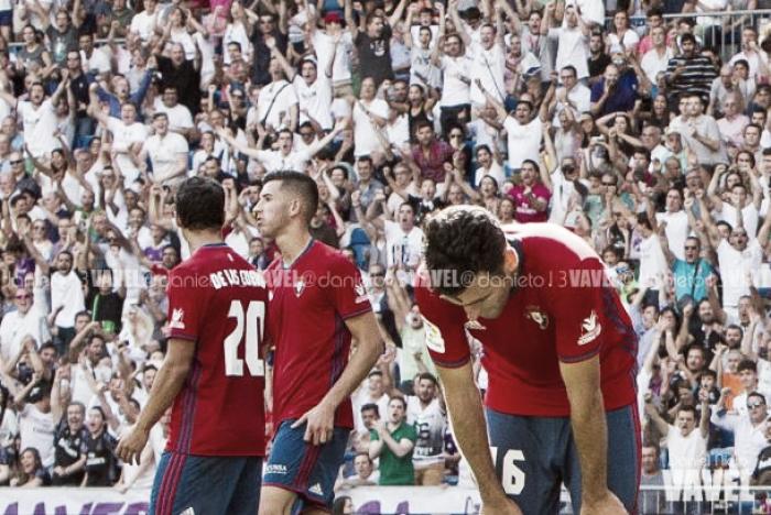 El Osasuna, equipo correoso a pesar de estar en descenso